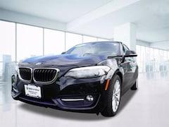 Used 2016 BMW 2 Series 2dr Cpe 228i xDrive AWD Car Utica NY