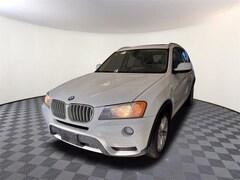 Used 2014 BMW X3 AWD 4dr xDrive28i Sport Utility Utica NY