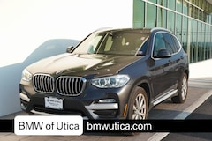 Used 2019 BMW X3 xDrive30i Sports Activity Vehicle Sport Utility Utica NY