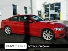 2015 BMW 4 Series 2dr Cpe 428i xDrive AWD SULEV Car