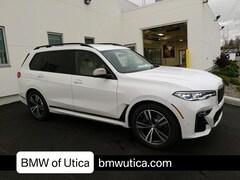 New 2020 BMW X7 M50i SAV Utica NY