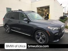 New 2020 BMW X7 xDrive40i SAV Utica NY