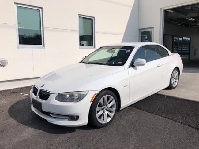 Pre-Owned 2011 BMW 3 Series For Sale in Utica NY at BMW of Utica |  Stock:B50663A