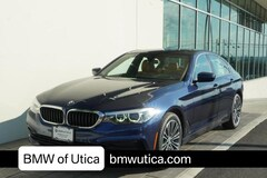 New 2020 BMW 530i xDrive Sedan Utica NY