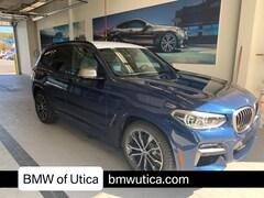 New 2020 BMW X3 M40i SAV Utica NY