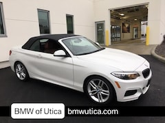 2016 BMW 2 Series 2dr Conv 228i RWD Convertible