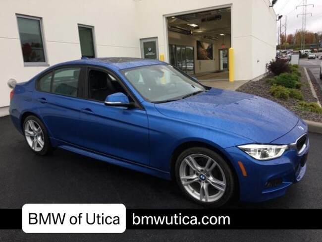 2017 BMW 3 Series Car