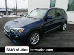 Used 2017 BMW X3 Sport Utility Utica NY