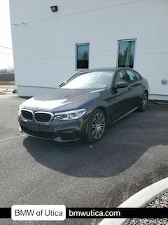 Used 2019 BMW 5 Series Car Utica NY