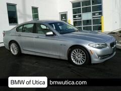 2012 BMW 5 Series 4dr Sdn 535i RWD Car