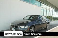 Used 2017 BMW 3 Series 330I XDRIVE Car Utica NY