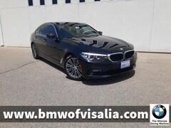 Used 2018 BMW 540i Sedan for sale in Visalia CA