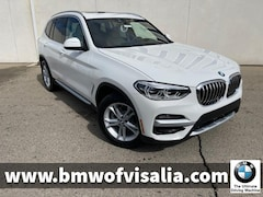New 2021 BMW X3 xDrive30i SAV for sale in Visalia CA