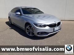 Used 2018 BMW 430i Gran Coupe for sale in Visalia CA
