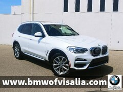 New 2019 BMW X3 sDrive30i SAV for sale in Visalia CA