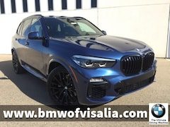 New 2020 BMW X5 sDrive40i SAV for sale in Visalia CA