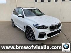 New 2020 BMW X5 xDrive40i SAV for sale in Visalia CA