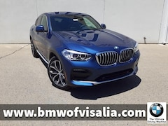 New 2021 BMW X4 xDrive30i Sports Activity Coupe for sale in Visalia CA
