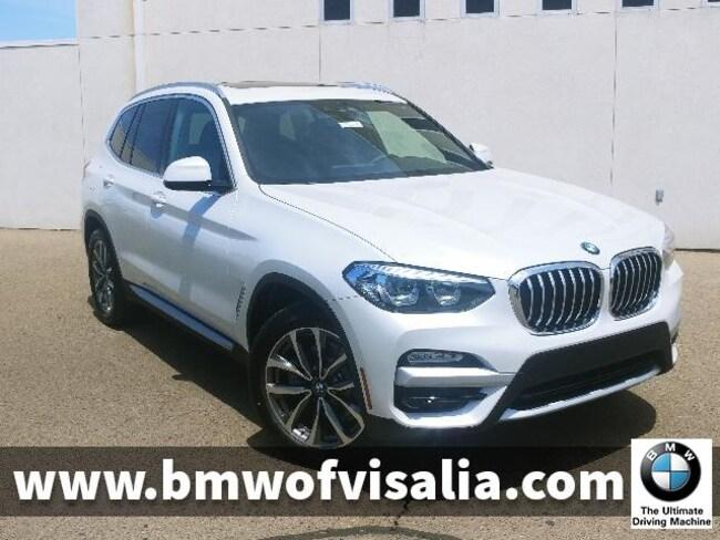 2019 BMW X3 sDrive30i SAV in Visalia CA