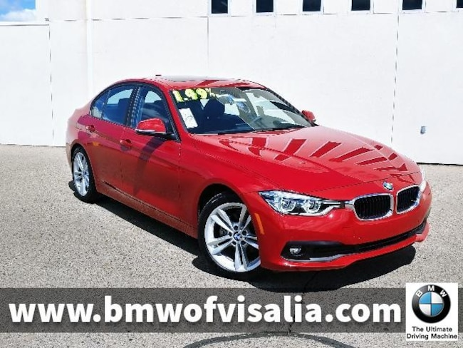 2018 BMW 320i Sedan in Visalia CA