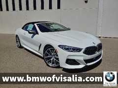 New 2019 BMW M850i xDrive Convertible for sale in Visalia CA