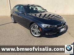 Used 2016 BMW 328i Sedan Sedan for sale in Visalia CA