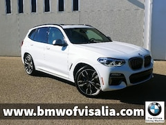 New 2019 BMW X3 M40i SAV for sale in Visalia CA