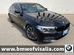 Used 2017 BMW 530i Sedan for sale in Visalia CA