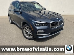 New 2021 BMW X5 sDrive40i SAV for sale in Visalia CA
