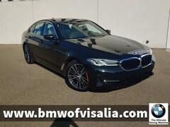 New 2021 BMW 530e Sedan for sale in Visalia CA