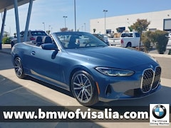 New 2021 BMW 430i Convertible for sale in Visalia CA