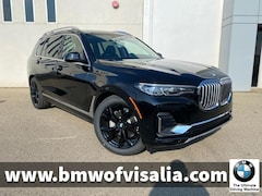 New 2021 BMW X7 xDrive40i SAV for sale in Visalia CA
