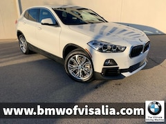 New 2020 BMW X2 sDrive28i Sports Activity Coupe for sale in Visalia CA