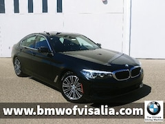 New 2019 BMW 540i Sedan for sale in Visalia CA