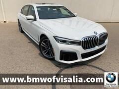 New 2021 BMW 740i Sedan for sale in Visalia CA