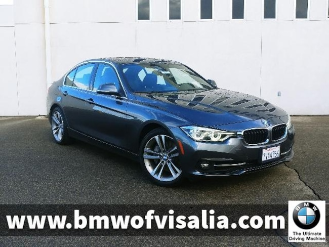 2016 BMW 340i in Visalia CA