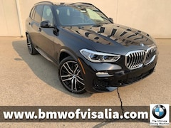 New 2021 BMW X5 xDrive40i SAV for sale in Visalia CA