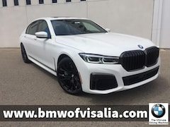 New 2020 BMW 750i xDrive Sedan for sale in Visalia CA