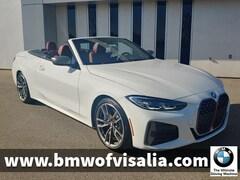 New 2021 BMW M440i Convertible for sale in Visalia CA