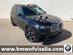 New 2020 BMW X7 xDrive40i SAV for sale in Visalia CA