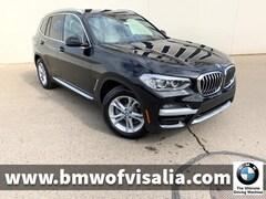 New 2020 BMW X3 xDrive30i SAV for sale in Visalia CA