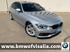Used 2017 BMW 320i Sedan for sale in Visalia, CA