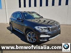 New 2020 BMW X3 sDrive30i SUV for sale in Visalia CA