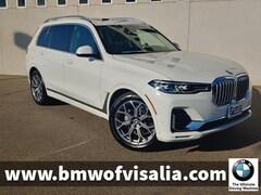 New 2021 BMW X7 xDrive40i SUV for sale in Visalia CA