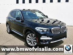 New 2019 BMW X3 xDrive30i SAV for sale in Visalia CA