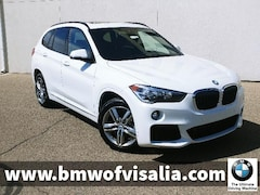 New 2019 BMW X1 sDrive28i SUV for sale in Visalia CA