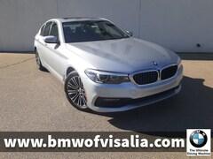 Used 2018 BMW 530e iPerformance for sale in Visalia CA