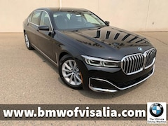 New 2021 BMW 740i Sedan for sale in Visalia CA