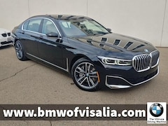 New 2021 BMW 750i xDrive Sedan for sale in Visalia CA
