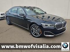 New 2021 BMW 750i xDrive Sedan for sale in Visalia CA